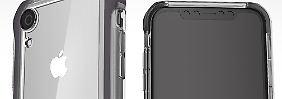 Eingehüllt, aber gut sichtbar: So soll das günstige LCD-iPhone aussehen