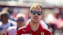 Aufgalopp zum F1-Zwischenspurt: Stoppt Vettel Mercedes' Speed-Konter?