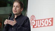 Im Streit um Asylpolitik: Jusos fordern rote Linien von SPD-Spitze