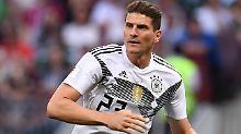 Abgang mit Comeback-Option: Mario Gomez tritt aus DFB-Team zurück