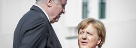 """Lassen uns das nicht gefallen"": Seehofer legt gegen Merkel nach"