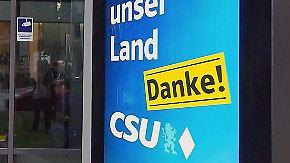 """""""Bayern ist Gegenmodell zu Berlin"""": Fronten im Unionsstreit verhärten sich weiter"""