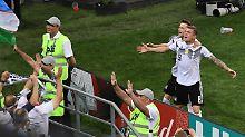 """Netzreaktionen zum DFB-Drama: """"Kroos hat Schweden zlatanisiert"""""""