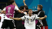 Lehren aus der WM-Auferstehung: DFB-Elf will's, Löw kann's, Werner macht's