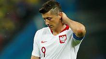 Kolumbien bewältigt Auftaktfrust: James beendet Lewandowskis WM-Traum