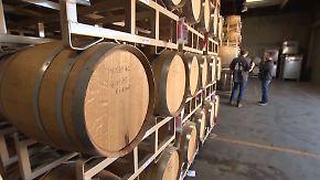 Folgen der EU-Strafzölle: US-Whiskybrennereien bangen um Exportgeschäft