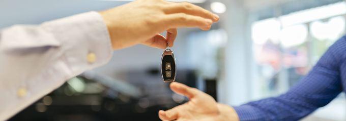 Auch in Autohäusern kommen Fahrzeuge abhanden.