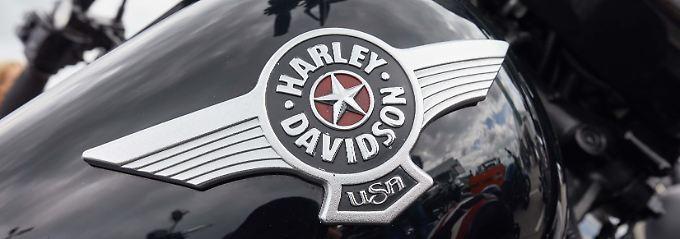 Starkes Europageschäft: Harley-Davidson übertrifft Prognosen