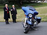 Der Tag: Berlin will Harley Davidson anlocken
