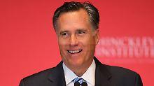 Medienberichten zufolge setzte sich Mitt Romney mit 73 Prozent der Stimmen gegen seinen Konkurrenten durch.