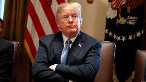 Hunderttausende Jobs bedroht: Trumps Zölle schneiden USA ins eigene Fleisch