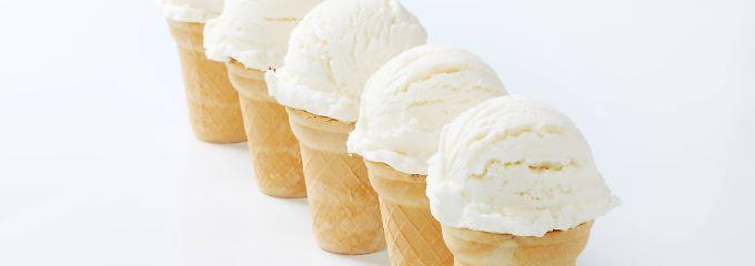 Ausgerechnet bei der Vanille wird bei vielen Herstellern gespart.