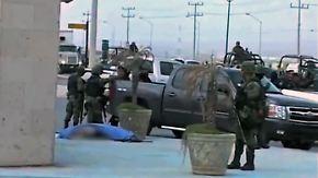 Wahlkampf in Todesangst: Mexikos Drogenkartelle erschießen Dutzende Politiker