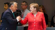 Asyl-Einigung in Brüssel: Merkel hat es wieder mal geschafft