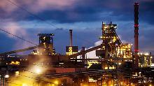 Fusion mit Konkurrenz: Thyssenkrupp formt neuen Stahlriesen