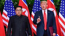 US-Geheimdienst-Informationen: Nordkorea reichert offenbar weiter Uran an