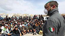 Asylstreit in Europa: Als Deutschland 2011 Italien allein ließ