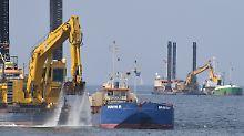 Gazprom ist liquide: Nord Stream 2 kann Sanktionen standhalten