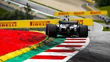 """Mercedes verbockt Österreich-GP: """"Lewis hat wirklich sehr gelitten"""""""