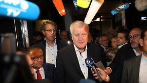 """Seehofer zu seinem Rücktrittsangebot: """"Habe gesagt, dass ich das in den nächsten drei Tagen vollziehe"""""""