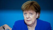 Heute letzter Einigungsversuch: CDU und CSU sind ineinander verkeilt