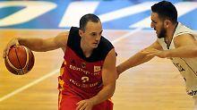 Makellose WM-Quali-Bilanz: Deutsche Basketballer düpieren Serbien