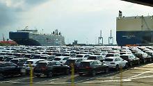 VW besonders betroffen: Deutsche Autobauer hängen von China ab