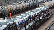 Mehr Autozulassungen: VDA: Diesel als Ladenhüter schaden Klima