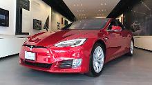 China ist inzwischen Teslas zweitgrößter Markt. Doch die gesamte Produktion für das Reich der Mitte ist noch in den USA.
