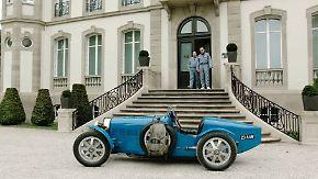Renn-Ikonen und ein tanzender Elefant: Wie Bugatti zu einem Mythos wurde