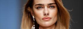 """Fashionweek nackt bis nachhaltig: Wen die Muse küsst und was """"grün"""" bedeutet"""