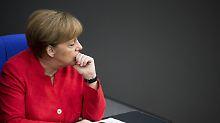 """""""Keine Abschottungskanzlerin"""": Merkel: Nur 48 Stunden in Transitzentren"""