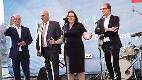 Viele offene Fragen beim Asylkompromiss: Union und SPD suchen nach gemeinsamer Linie