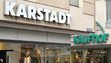 Der Börsen-Tag: Karstadt-Kaufhof-Deal steht weitgehend