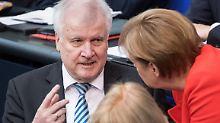 """Haken dran?: CSU feiert ihre """"Asylwende"""""""