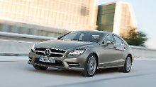 Der Mercedes CLS erfüllt auch gebraucht Premium-Erwartunge.