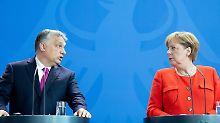 Keine Flüchtlinge für Ungarn: Orban bewegt sich nicht - warum auch?