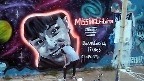 Porträts als letzte Hoffnung: Straßenkünstler malen Bilder vermisster Kinder in Buenos Aires