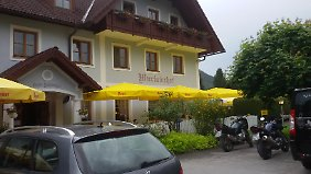 """Der """"Murtalerhof"""" in Stadl ist beliebt bei Bikern und Autotouristen."""