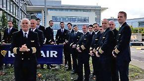 Staatsminister prangert Unfairness an: Ryanair-Piloten bestreiken Ferienverkehr