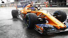 Ikone kämpft um Formel-1-Zukunft: McLarens Absturz scheint unaufhaltsam