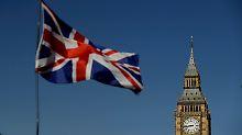 """Abschied vom harten Brexit-Kurs?: London strebt """"Freihandelszone"""" mit EU an"""