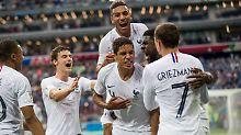 """Frankreich """"will den Pott holen"""": Deschamps' Lehrlinge gieren nach WM-Coup"""