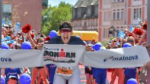"""Auswärtssieg"" in Frankfurt: Frodeno feiert Titel bei Ironman-EM"
