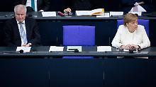 """""""Zur Vernunft zurückfinden"""": Schäuble mahnt im Asylstreit zur Mäßigung"""