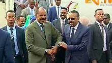 Nach jahrzehntelangem Konflikt: Äthiopien und Eritrea begraben Grenzstreit