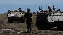 Raketen abgewehrt: Israel greift syrischen Militärflugplatz an