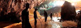 Knapp der Katastrophe entgangen: Pumpen versagen kurz nach Höhlenrettung
