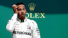 Lehren aus dem Silverstone-GP: Mercedes beklagt den harten Ferrari-Kurs