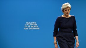 Chaostage in London: Theresa May verliert zwei Minister in zwei Tagen